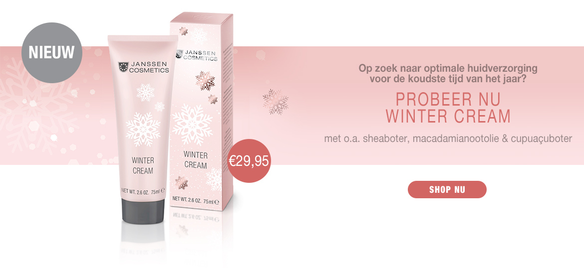 Janssen Cosmetics Winter Cream