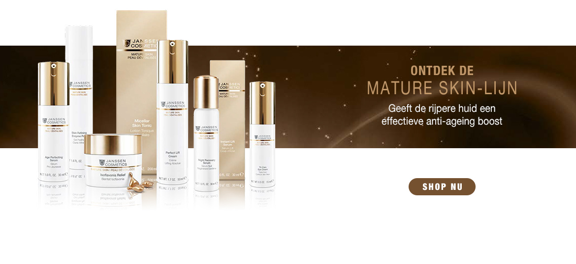 Janssen Cosmetics Mature skin